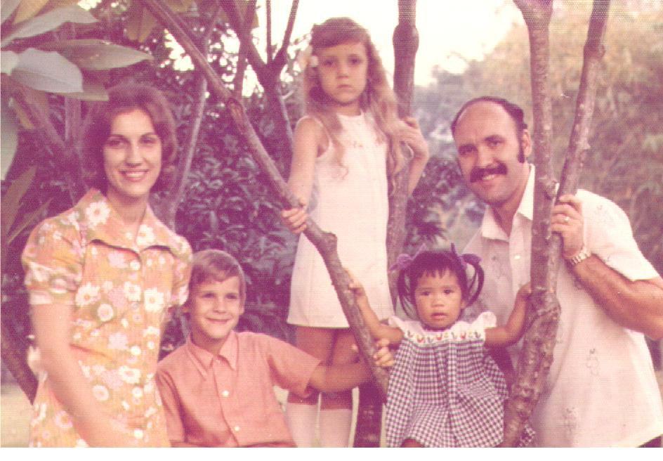 Melinda's adoption story begins in 1973