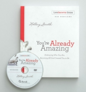 Buy Holley Gerth's - You're Already Amazing LifeGrowth Guide