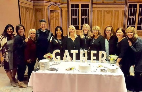 Ellen Graf-Martin at Gather Event