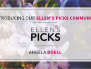 Introducing Angela Doell – Ellen's Picks Feature