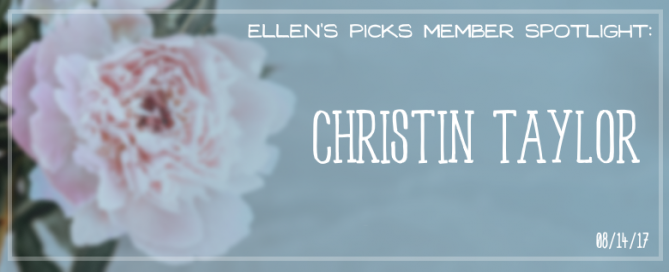 EP Guest Post - Christin Taylor