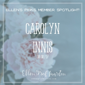 EP Guest Post - Carolyn Innis - IG