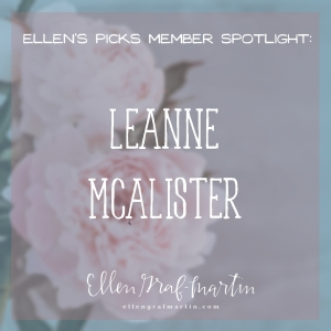 EP Member Spotlight - Leanne McAlister