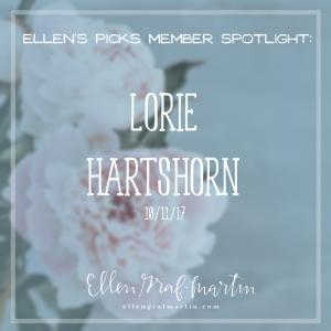 EP Guest Post - Lorie Hartshorn - IG