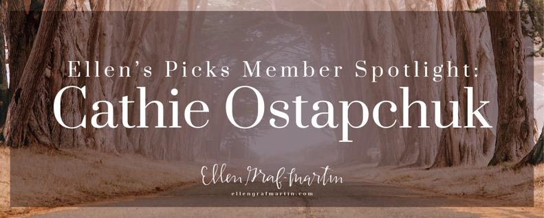 EP Member Spotlight ~ Cathie Ostapchuk