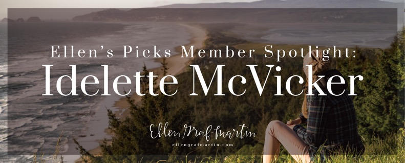 EP Guest Post - Idelette McVicker