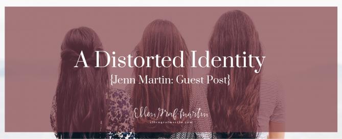 EP Member Spotlight ~ Jenn Martin: A Distorted Identity