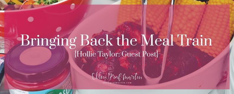 EP Member Spotlight ~ Hollie Taylor: Bringing Back the Meal Train
