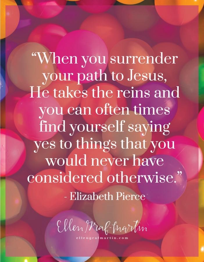 Elizabeth Pierce quote